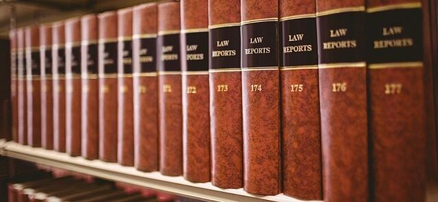 law reports in library