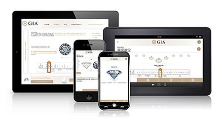 GIA 4Cs Guide app