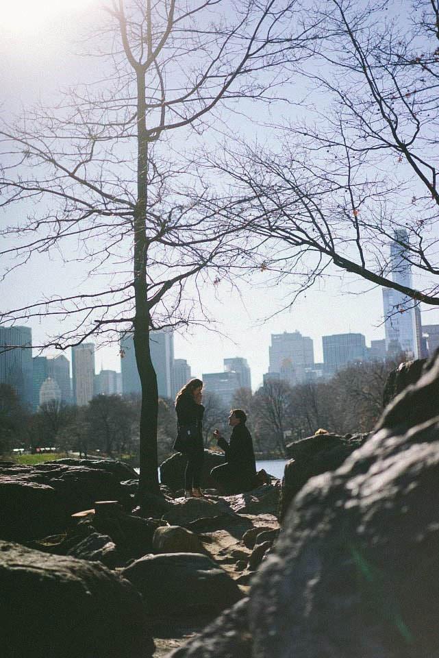Kayla's Central Park proposal