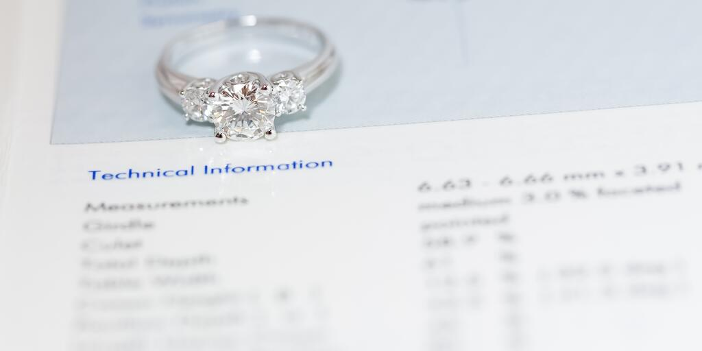 Image result for certification and documentation OF JEWELRY