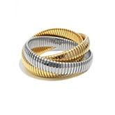 Triple strand bracelet - travel jewelry from Jennifer Miller