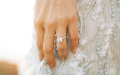 I asked a bunch of dumb questions about engagement rings so you don't have to