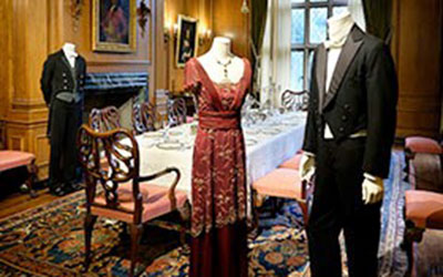 Jewelers Mutual steps back in time with Downton Abbey inspired event at the Paine Art Center and Gardens