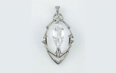 "Historic 8.52-carat ""Esperanza Diamond"" featured at the Smart Jewelry Show"