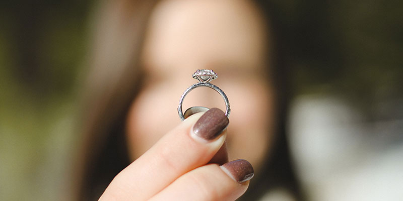 How to Clean & Care for Your Engagement Ring