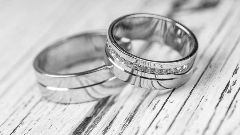 Two Of The Strongest Metals For A Wedding Band